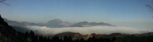 霧の水平線-パノラマ